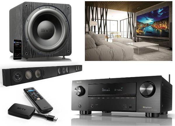Denon, Samsung, SVS Nab Mark of Excellence Awards