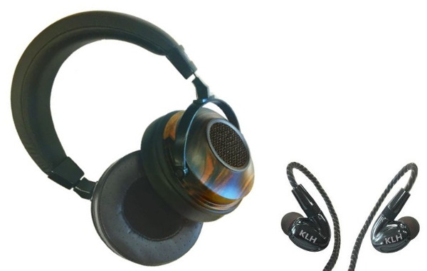 KLH Audio Announces its First Headphones and Earphones