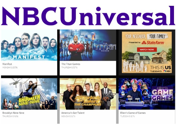 NBCUniversal Announces Free Streaming Service