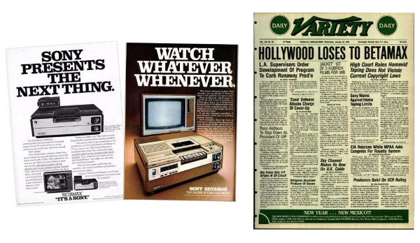 Flashback 1984: Supreme Court Upholds Right to Tape