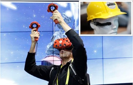 AR/VR Poised for Record Growth in 2018