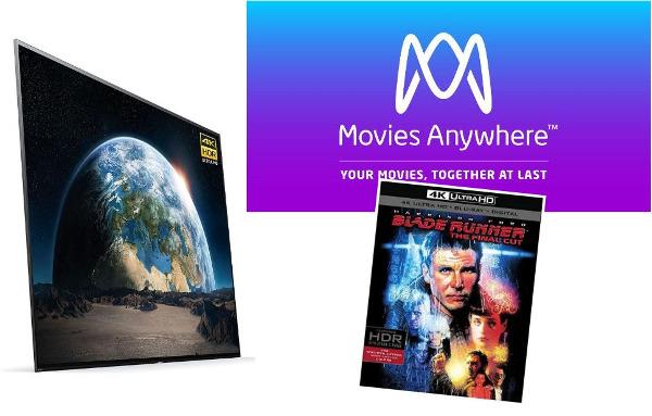 Sony OLED TV Nets DEG Excellence in 4K Award