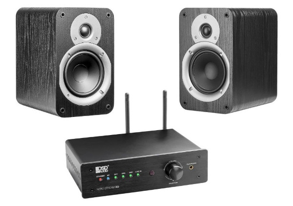 OSD Upgrades Streaming Amp, Unveils New Speakers