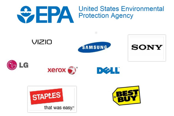 EPA Recognizes Electronics Brands for Sustainability and Recycling Efforts