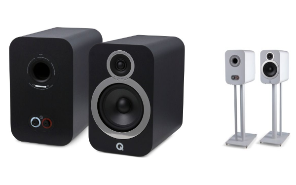 Q Acoustics Adds Stand-Mount Model to 3000i Series