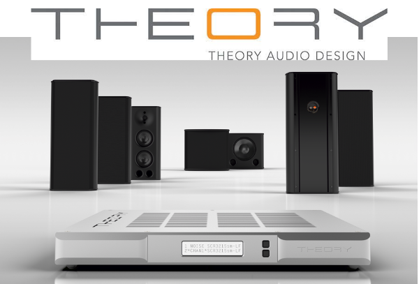 Theory Audio Design Is Off and Running