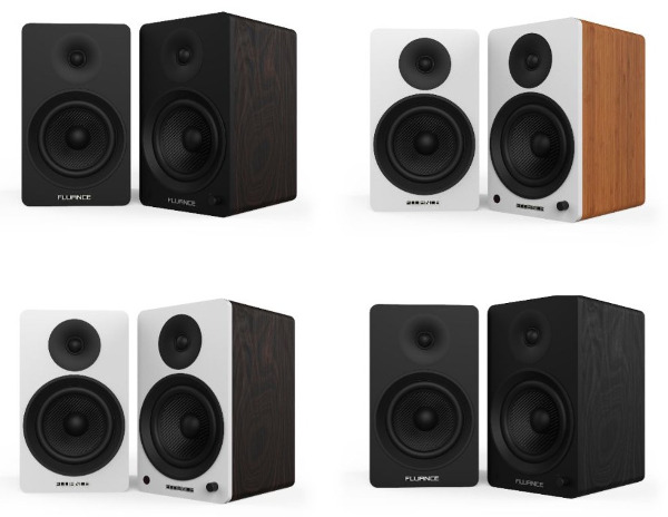 Fluance Targets Audiophiles with Bluetooth Speaker