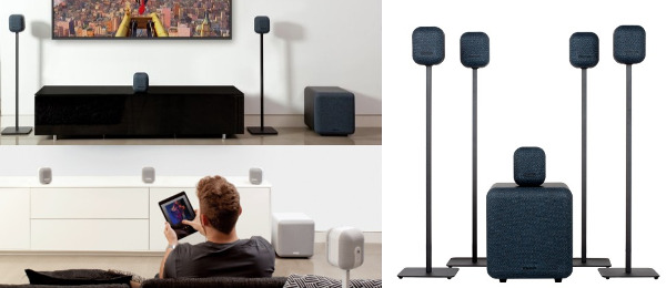 Monitor Audio Previews Mini-Cube 5.1 Speaker System