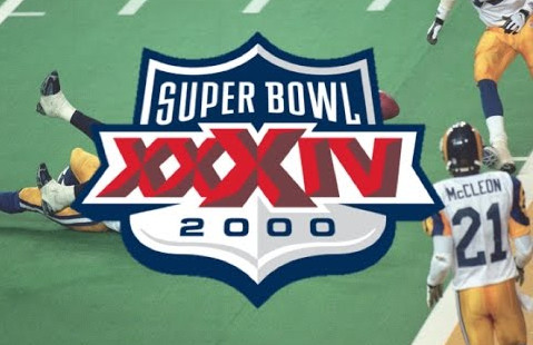 Flashback 2000: Super Bowl Broadcast in HD for the First Time