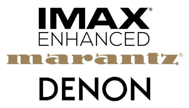 Denon and Marantz Expand IMAX-Enhanced Lineups