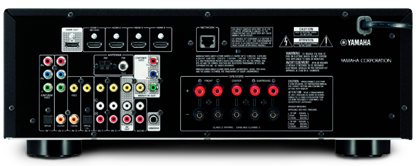 yamaha rx v473 and rx v573 a v receivers sound vision rh soundandvision com Thermo King Manuals Yamaha Sustain Pedal