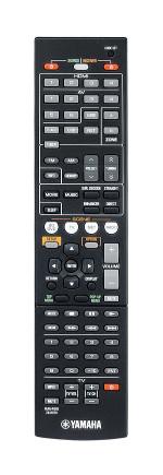 Yamaha rx v473 and rx v573 a v receivers sound vision for Yamaha remote control app