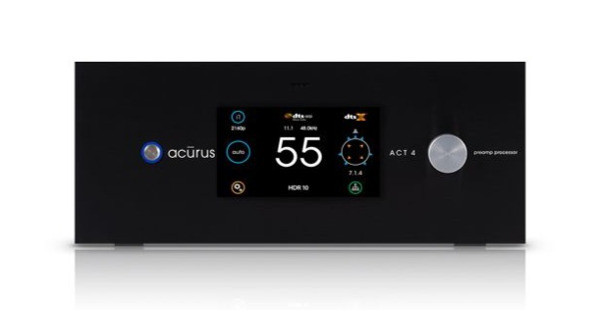 Acurus Announces 20-Channel Upgrade for ACT 4