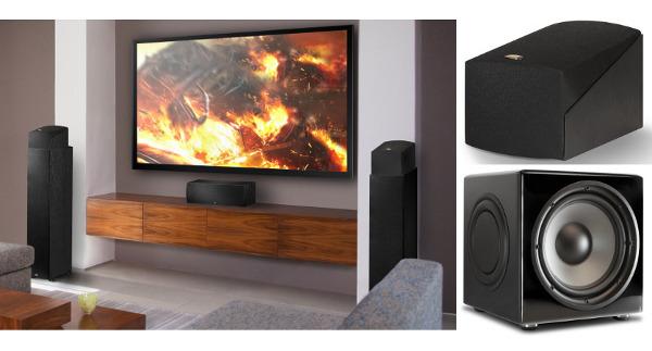 Kết quả hình ảnh cho PSB Imagine XA Dolby Atmos Speaker Review
