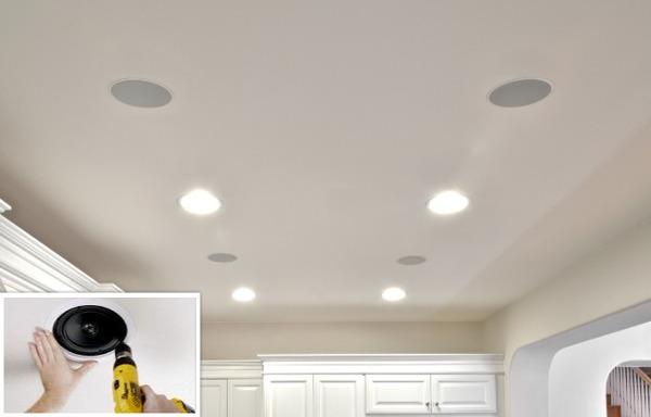 Installing In-Wall/Ceiling Speakers: Part 2