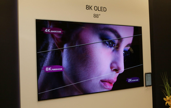 LG Flexes its Muscle with 8K, Voice, and More
