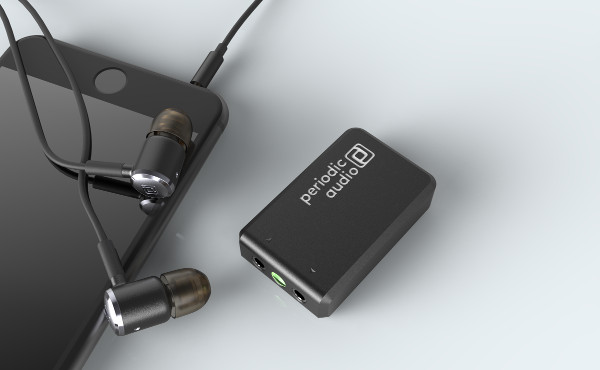 Periodic to Launch Mini Amp & Conduct Free Headphone Tests at CanJam
