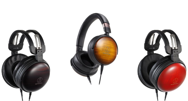 Audio-Technica: Wood Makes a Difference in Headphones