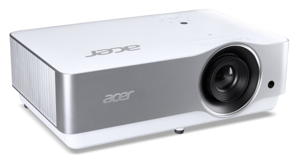 Acer: 'World's Smallest 3000 Lumens Laser 4K Projector' Now Available in U.S.