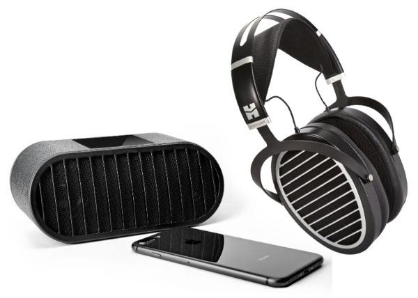 HiFiMan Unveils Hi-Res-Capable Bluetooth Speaker