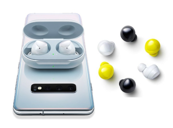 Samsung's New Wireless Earbuds Are Voice-Enabled