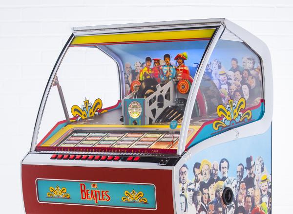 Jukebox Hero: Sgt. Pepper