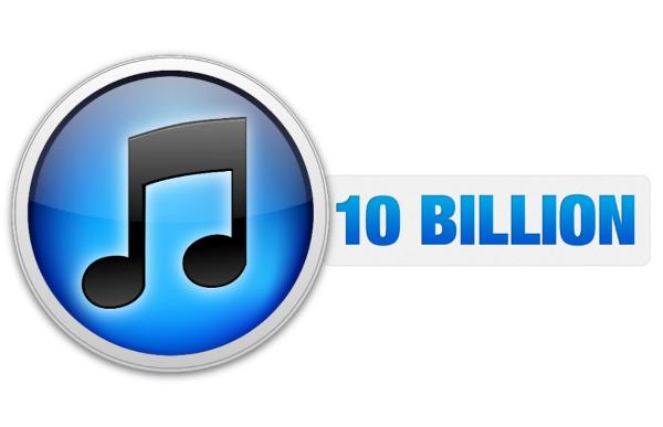 Flashback 2010: Apple Sells 10 Billion Songs