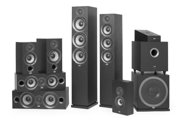 Elac Announces New 9-Model Speaker Series