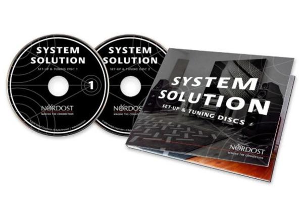 Nordost Setup Disc Unlocks Your System