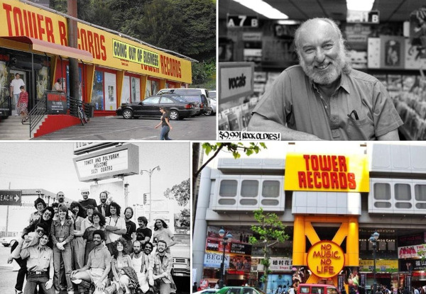 RIP: Tower Records Founder Russ Solomon