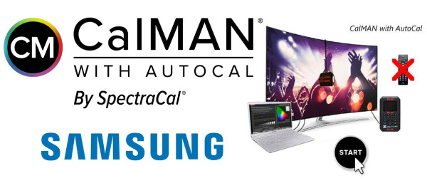 SpectraCal Updates Auto-Calibration for Samsung QLED TVs