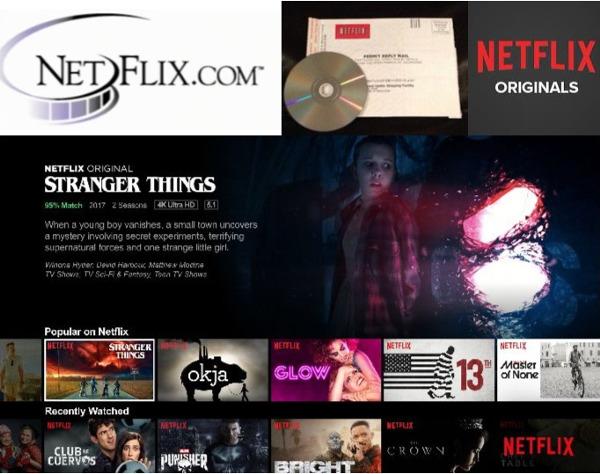Flashback 1998: Reflecting on 20 Years of Netflix