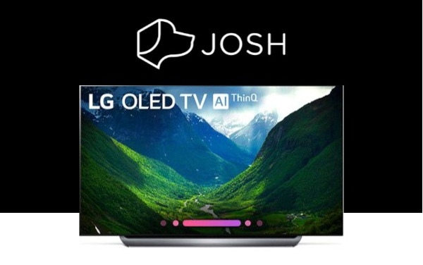 LG Partners with Josh.ai to Enhance TV Voice Control