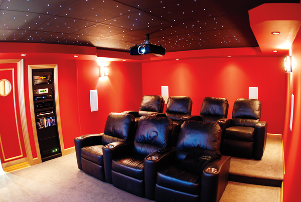 In Wall Home Theater Speakers elements of a home theater: all the pieces you'll need to bring it