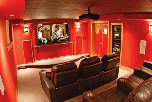 Elements Of A Home Theater: All The Pieces Youu0027ll Need To Bring It Together