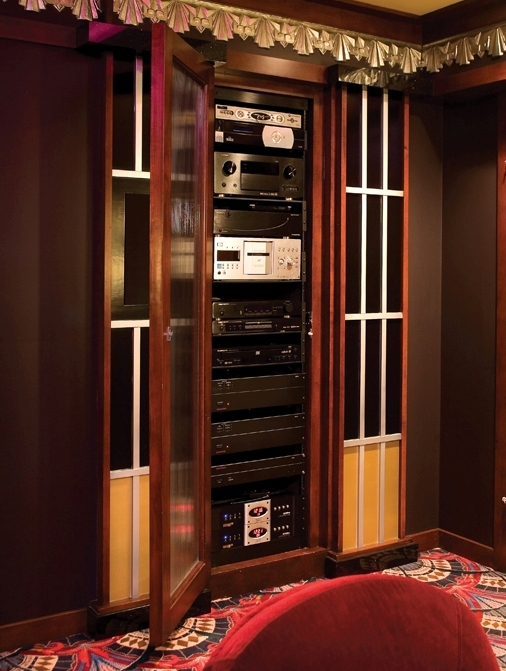 Digital audio soundtracks from your source components must be decoded and  amplified for playback through the speakers  A V receivers provide these  functions. Elements of a Home Theater  All the Pieces You ll Need to Bring it