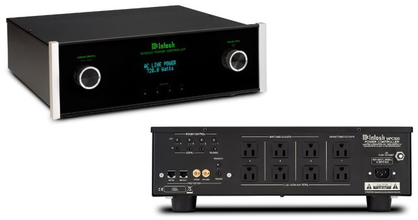 McIntosh Power Controller Aims to Protect Your Gear