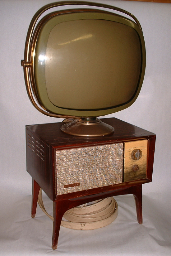TV For The Ages Philco Predicta Sound amp Vision