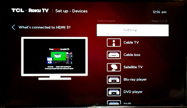 how to delete channels on tcl tv