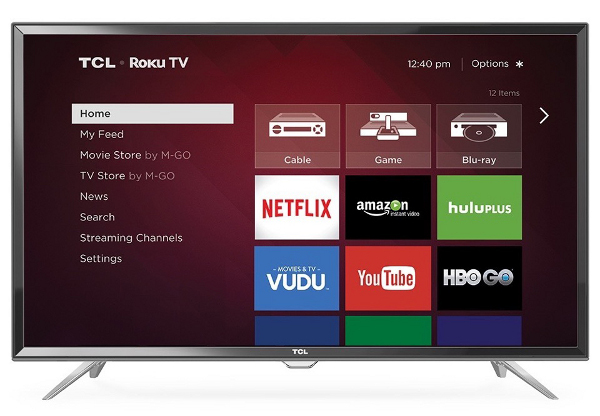 Direct Tv Satellite >> TCL FS4610r Roku LED/LCD HDTV Review | Sound & Vision