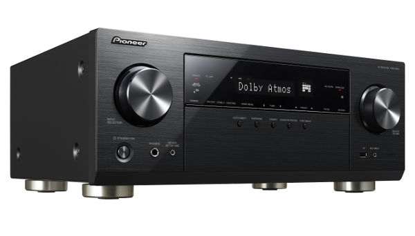 Pioneer Ships Close Cousin to $499 Elite Series AVR