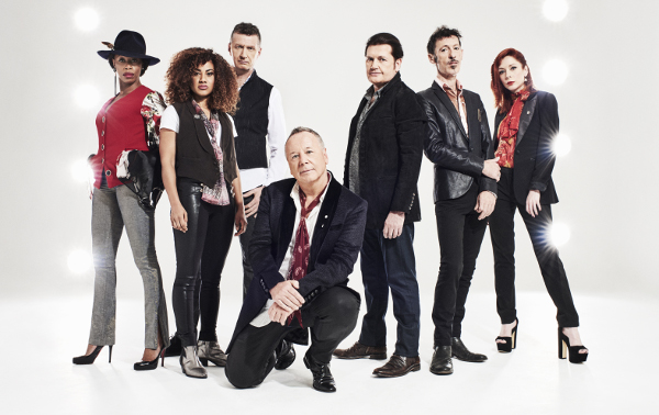 Jim Kerr Sustains Simple Minds with a 'Walk Between Worlds'