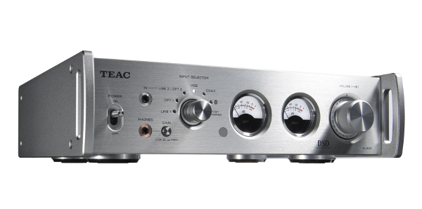 Teac Introduces 'Vintage' Integrated Amp/DAC