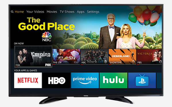 Amazon and Best Buy to Launch Line of Smart TVs