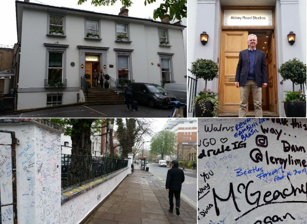 Abbey Road Visited and Revisited