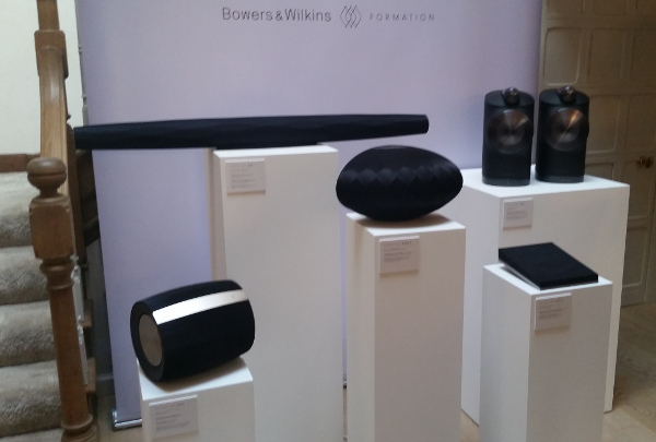 Bowers & Wilkins Launches Wireless Products 3 Years in the Making