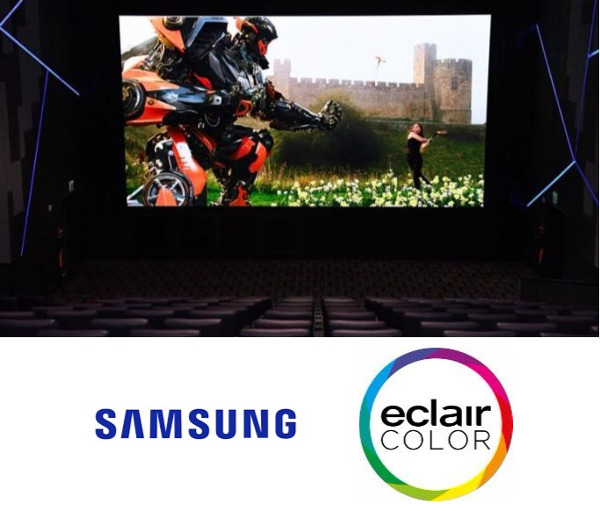 Samsung Unveils HDR Upgrade for LED Cinema Screen