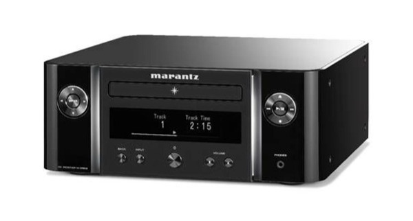 Marantz's Hi-Res Network Receiver Plays CDs