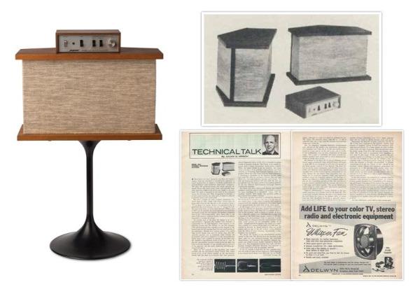 Flashback 1968 The Bose 901 Speaker System Sound Amp Vision