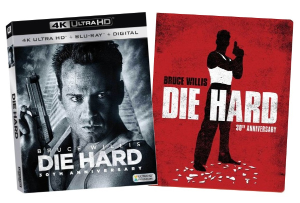 'Die Hard' Gets Remastered in 4K for 30th Anniversary